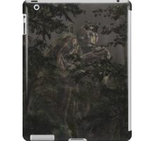 Cast out of the Garden iPad Case/Skin