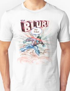 Smallville's Red Blue Blur! T-Shirt