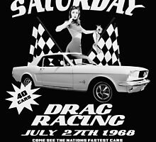 Saturday Night Drags by wickedvintage