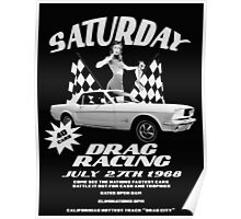 Saturday Night Drags Poster