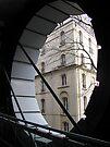 City glimpse by Ian Ker