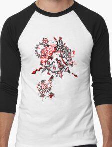 Red Carbon Sands T-Shirt