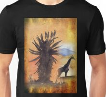 African Bushveld scene Unisex T-Shirt
