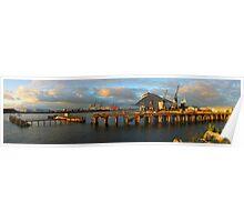 Port Jetty - Fremantle Poster