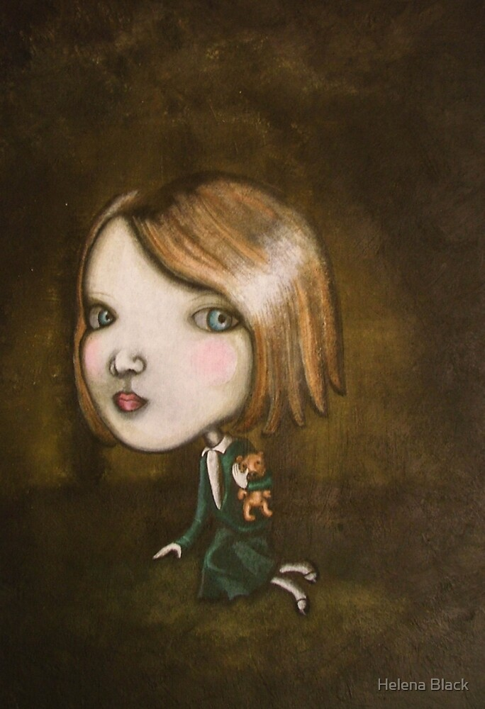 Alone by Helena Babic