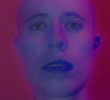 Purple Punk 1 by tmac