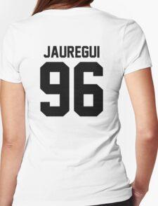 #FIFTHHARMONY, Lauren Jauregui Womens Fitted T-Shirt
