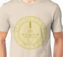 Bill Ciphers Circle of mystic Signs Unisex T-Shirt