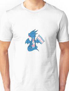Baby Pride Dragons - Transgender Unisex T-Shirt