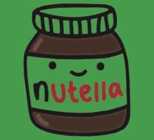 Nutella Cute Baby Tee
