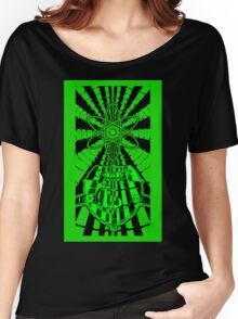 Solar For All (Green Variant) Women's Relaxed Fit T-Shirt