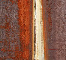 Rust Wall 3 by Martin How