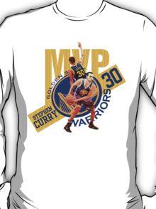 Stephen Curry #30 MVP T-Shirt