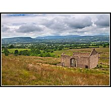 Views from Pendle Hill Photographic Print