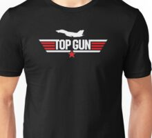 Top Gun Inspired 80's Movie Classic Goose Maverick Unisex T-Shirt