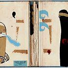 blind, book, bird, bird. by likefleetwood