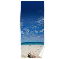 Relax! - Yanchep Beach - Western Australia Poster