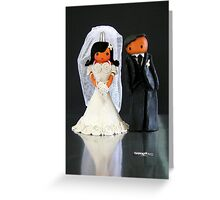 CHUNKIE Wedding Greeting Card