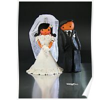 CHUNKIE Wedding Poster