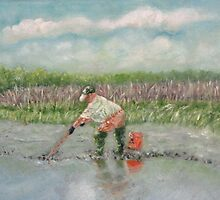 The Clam Digger by daniels
