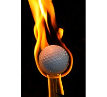 Fireball! Photographic Print