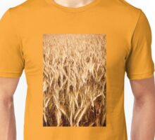 Plenty golden cereal grain ears Unisex T-Shirt