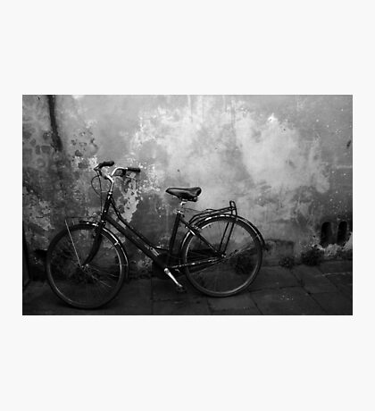 La Bicicletta (The Bicycle) Photographic Print