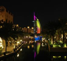 Burj Al Arab - the world's only 7-star hotel? by Trevor Needham