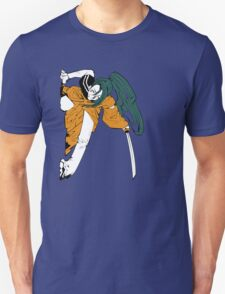 Samurai Here Unisex T-Shirt