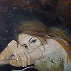 Unspoken words...&quot;Resentment&quot; series by dorina costras