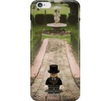To the Manor Born. iPhone Case/Skin
