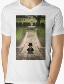 To the Manor Born. Mens V-Neck T-Shirt