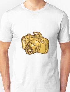 Digital Camera Drawing T-Shirt