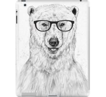Geek bear iPad Case/Skin