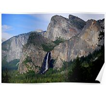Yosemite Valley ...Magestic Views Poster