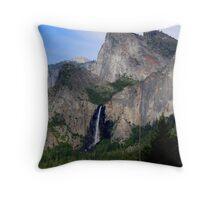 Yosemite Valley ...Magestic Views Throw Pillow