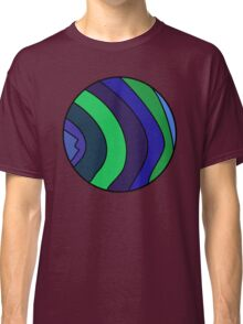 Cool Coloured Circle Classic T-Shirt