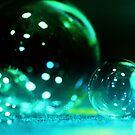 glowing bubble  by xxnatbxx