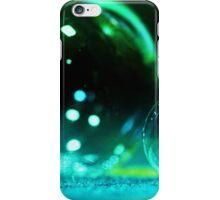 glowing bubble  iPhone Case/Skin
