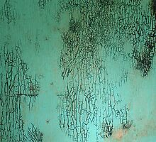Cracked paint and mold by DariaGrippo