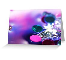 shinning butterfly Greeting Card