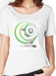 Plant & Globe Women's Relaxed Fit T-Shirt