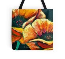 The Poppy Journals...The End of the Story Tote Bag