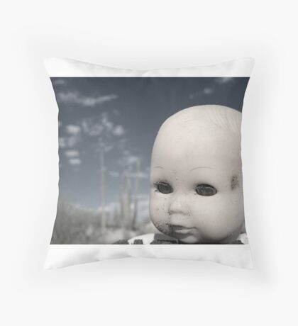 Time to leave... Throw Pillow