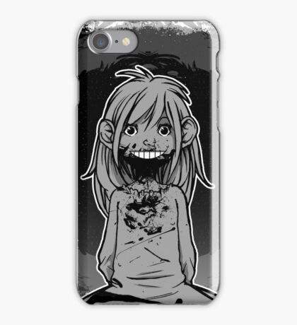 Killer children iPhone Case/Skin