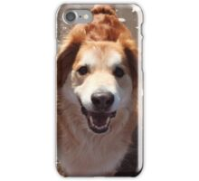 saz in the sea on a sunny day :D iPhone Case/Skin