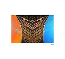 Tiki Canoe • Makawayan Photographic Print