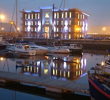 Hartlepool Marina by TREVOR34