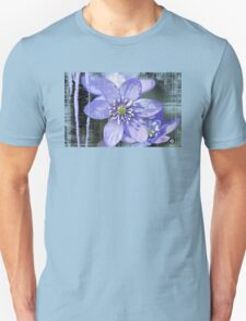 blue garden T-Shirt