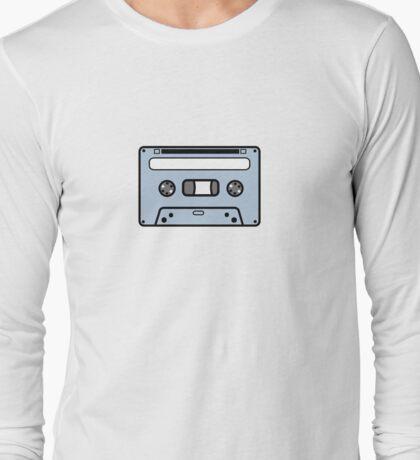 COMPACT CASETTE TAPE  Long Sleeve T-Shirt